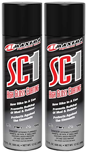 Maxima 78920-2PK SC1 High Gloss Coating 34.4 FL. OZ. 1016 mL - NET WT. 24 OZ. (680g), 2-Pack