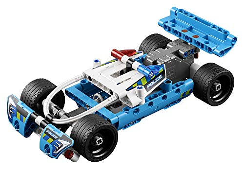 LEGO Technic Police Pursuit 42091 Building Kit , New 2019 (120