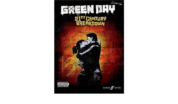 Green Day: 21st Century Breakdown - Guitar TAB. Partituras para Acorde de Guitarra: Amazon.es: Instrumentos musicales