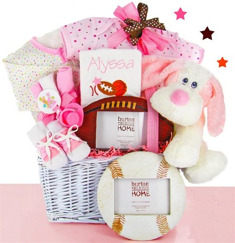 Personalized all star gift basket girl save negle Images