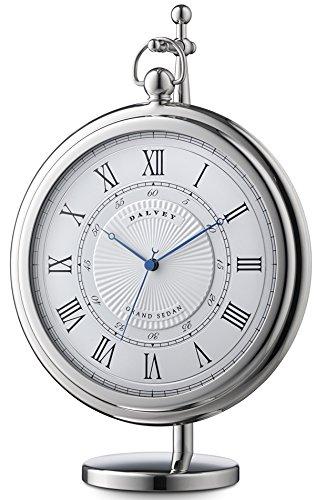 Dalvey Grand Sedan Clock and Stand by Dalvey ()