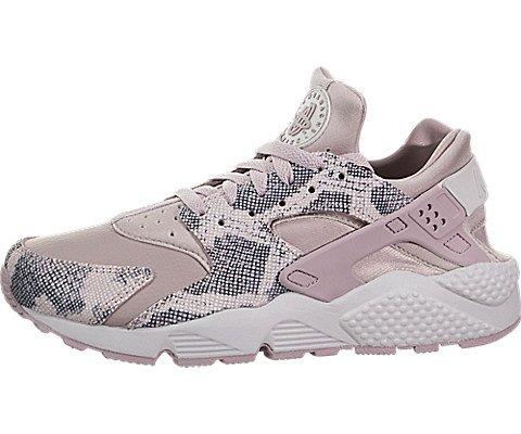 half off c0eb4 3b80e Galleon - NIKE Womens Air Huarache Run Premium Women Lifestyle Sneakers New  Wolf Grey - 9.5