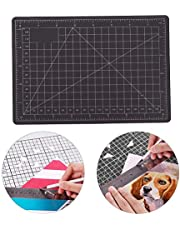 A5 Cutting Pad with Ruler Scale Self Healing for Writing Painting Model Making