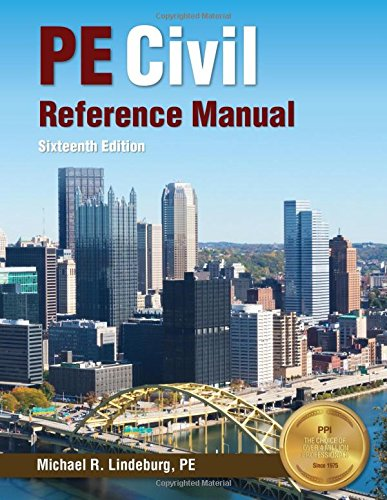 PE Civil Reference Manual