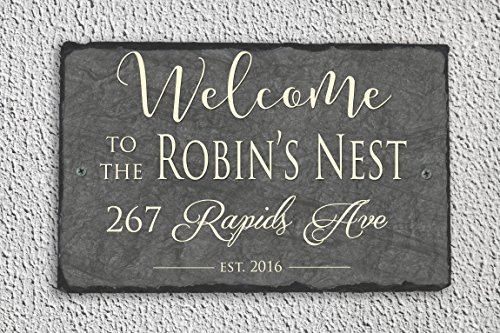 house name signs - 7