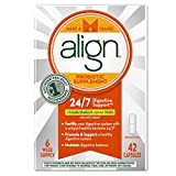 Cheap Align Probiotic Supplement, 24/7 Digestive Support with Bifantis, 42 Capsules by Align