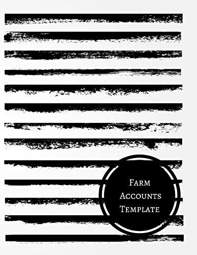 Farm Accounts Template: Farm Record Log ebook