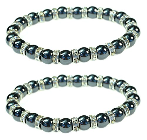 Womens Magnetic Hematite Bracelets Hb004 product image