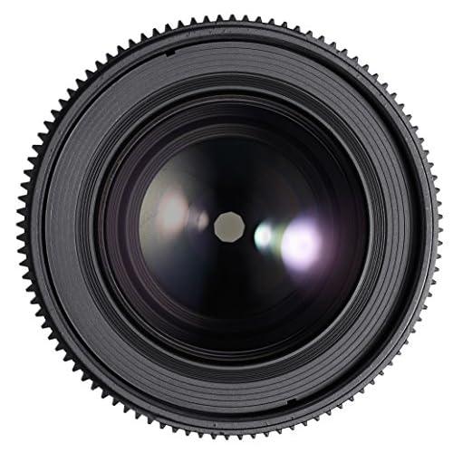 Samyang VDSLR II 100mm T3.1 ED UMC Full Frame Macro Telephoto Cine ...