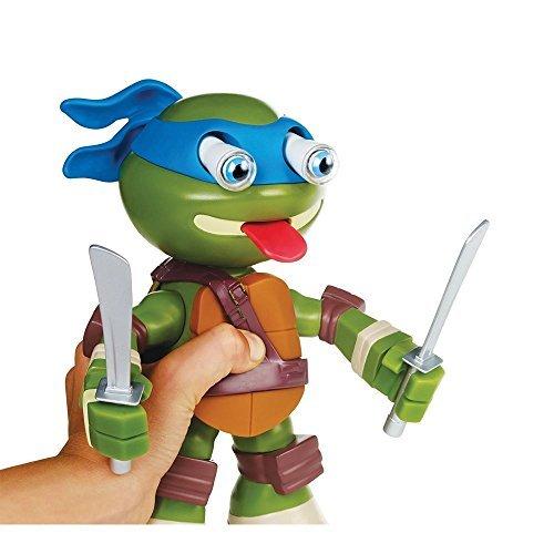 Teenage Mutant Ninja Turtles Half Shell Heroes Squeeze 'Ems - Leonardo (Dispatched From UK)