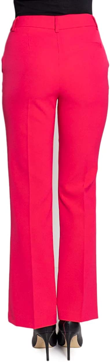 PLEASE Woman Trousers findon p493findon Fuchsia