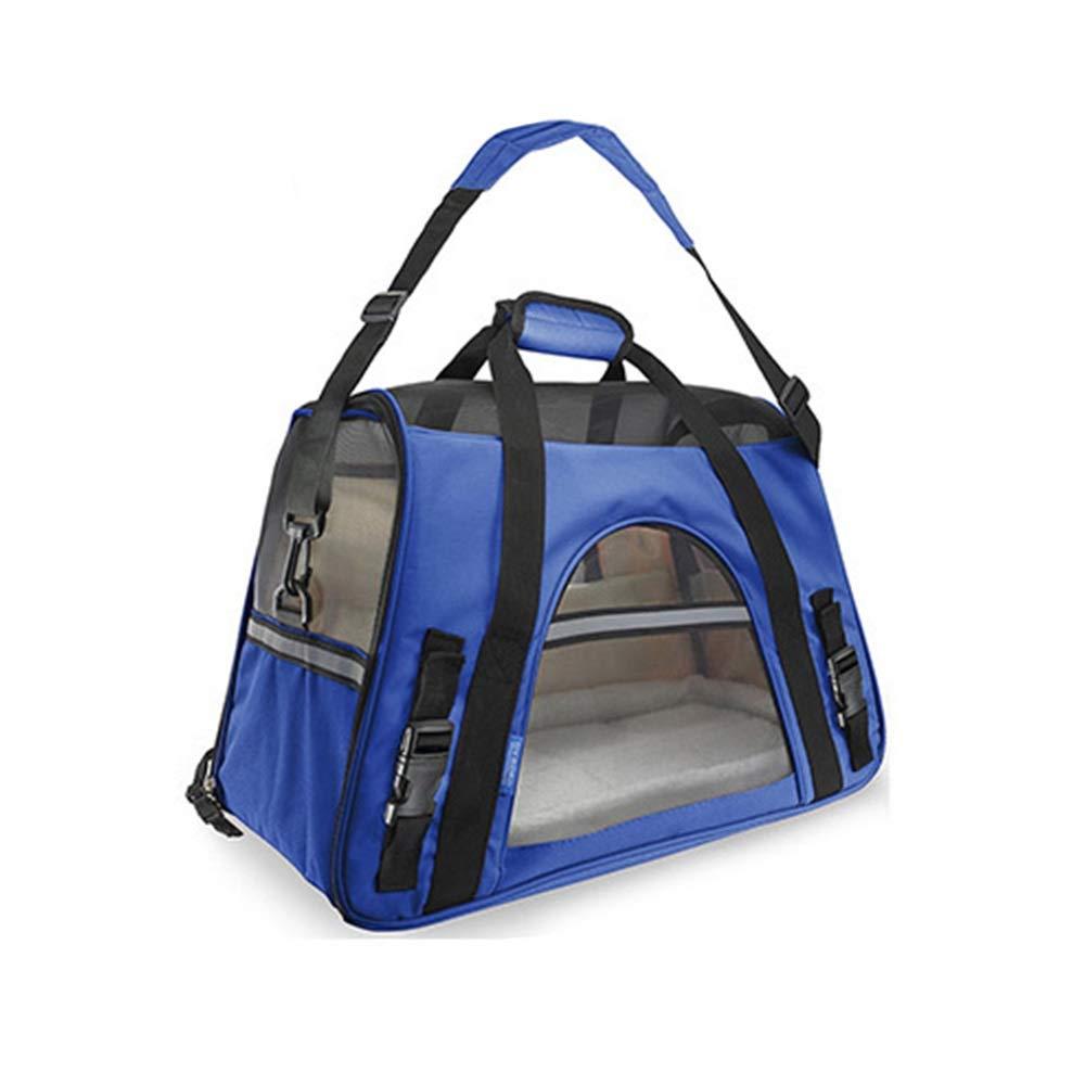 ba94b7f641 Xiao Mi Guo Ji Borsa per animali domestici, borsa da da da viaggio, adatta  per cani e gatti, progettata per viaggiare, equipaggiamento per animali  domestici ...
