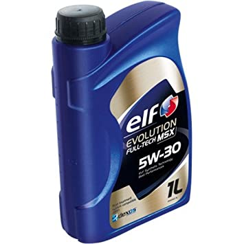 Elf Evolution 201744 Aceite de Motor 5W30 Full-Tech MSX, 1 L: Amazon.es: Coche y moto