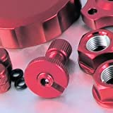 Pro Bolt Cable Adjuster - Red LCA10-R by Pro Bolt