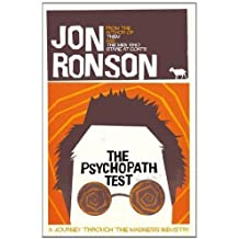 The Psychopath Test by Ronson, Jon on 05/01/2012 unknown edition