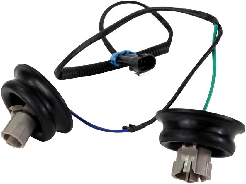 917-033 Detonation Knock Sensor Wire Harness Kit For Chevy Suburban Chevrolet Tahoe Silverado Avalanche GMC Yukon Sierra Hummer Fits 10456603 12589867 12601822 12575869 12597415 12601822//TAMKKEN