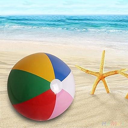 SHUNYUS 5pcs explosión Pelota de Playa Inflable Inflable Playa ...