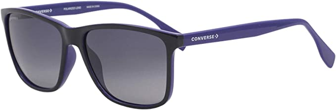Converse All Star SCO051 Sunglasses Matte Grey w//Gold Mirror Lens 52mm 96TG SCO051Q SCO 051Q SCO 051