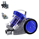Ultra-quiet vacuum cleaner household mites and small mini vacuum cleaner powerful instrument ( Color : 2 )