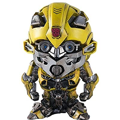 Herocross Transformers The Last Knight Vinyl Figures Action