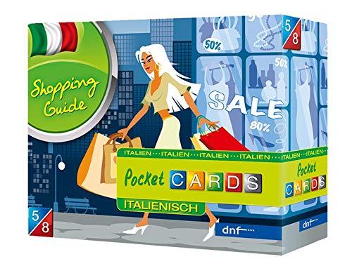 Karteikarten Pocket Cards Italienisch  Shopping Guide