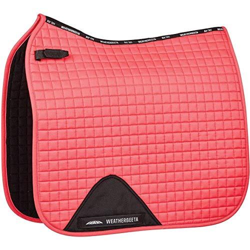 Weatherbeeta Prime Dressage Saddle Pad (Full) (Paradise Pink) ()