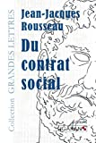 du contrat social french edition