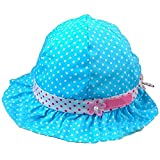 Product review for FuzzyGreen FuzzyGreen Summer Baby Girls Sun Hat Cap Princess