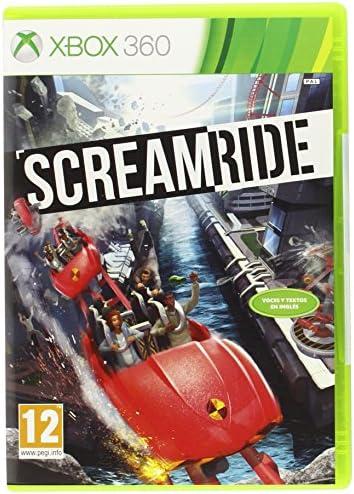 Scream Ride (Behemoth): Amazon.es: Videojuegos