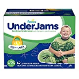 Pampers UnderJams Absorbent Nightwear Size 8, Big Pack Boy, 40 Count: more info