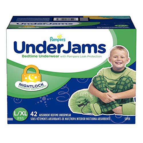 an Item of UnderJams Bedtime Underwear for Boys Size L/XL -4