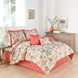 traditions by waverly casablanca 6 piece comforter collection king - Waverly Bedding