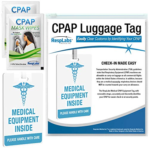 RespLabs CPAP Medical Device
