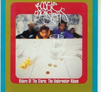 Boogiemonsters riders of the storm: the underwater album (1994.