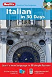 Italian in 30 Days, Berlitz, 9812682228
