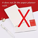 A5 Size PVC Cover on Cover for Hobonichi Planners