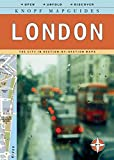 Knopf MapGuides: London: The City in Section-by-Section Maps