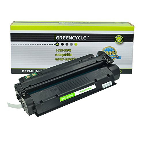 GREENCYCLE 1 Pack 13A Q2613A Compatible Black Toner Cartridge for HP Laserjet 1300 Laserjet 1300n Laserjet 1300xi Printer