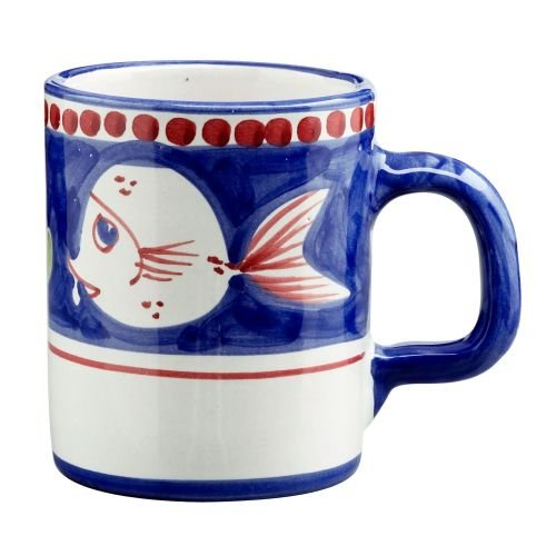 Vietri Pesce Mug - Campagna Collection