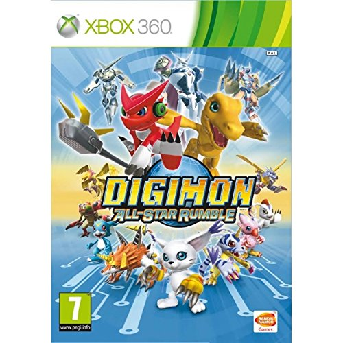 Xbox 360 - Digimon All-Star Rumble - [PAL EU - NO NTSC] (360 Xbox Digimon Games)