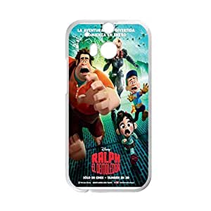 Design Back Phone Cover For Girls Print With Wreck It Ralph For Htc One M8 Choose Design 4