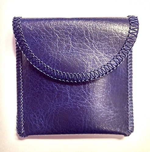 - Deluxe Carrying Storage Pouch - Blue