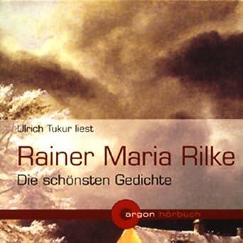 Amazoncom Rainer Maria Rilke Die Schönsten Gedichte