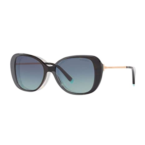Gafas de Sol Tiffany TIFFANY T TF 4156 Black/Blue Shaded ...