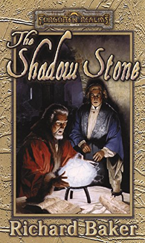 book cover of The Shadow Stone