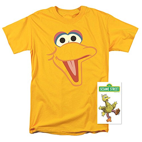 Sesame Street Big Bird Face T Shirt
