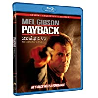 Payback: Straight Up - The Director's Cut [Blu-ray] [Blu-ray] (2007) Blue-Ray