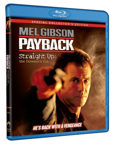 Payback - Straight Up - The Director's Cut [Blu-ray]