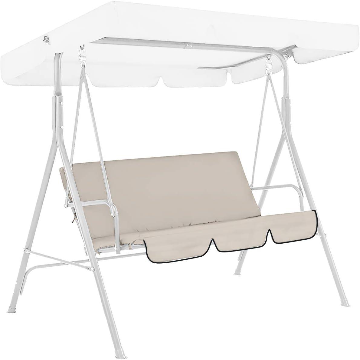 3 Seater Swing Seat Chair Hammock Cover Garden Furniture Protector WATERPROOF