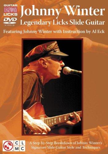 Al Eck - Legendary Licks Slide Guitar (DVD)